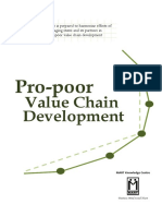 Value Chain Development