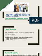Iqa Training
