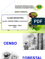 CENSO FORESTAL