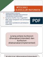 Kum 5_Jurang antara kurikulum yang dihasrat dan dilaksanakan.pptx