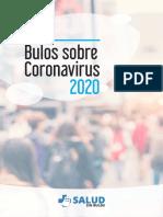 Informe Bulos sobre Coronavirus