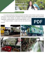 Proposta de Projeto - Conhecendo a Amazônia