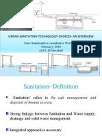 Presentation Sanitation Technology optionTripura Final