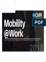 Mobility at Work