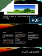 Jordan Peterson Redefining Reality TED TORONTO.pptx
