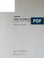 [Architecture eBook] Solar Architecture - Detail Praxis