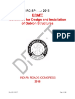 IRC-SP-2018 (B-3 Draft Guidelines Gabions)
