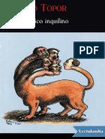 El quimerico inquilino - Roland Topor.pdf