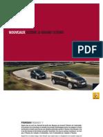 Brochure Renault Scenic 2009