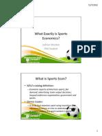 EconClubPresentation_Sports_Econ_J_Wooten_Nov_7