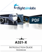 A321X Introduction Guide P3Dv4