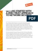 Zero Trust Approach