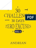 30 days by Andrian