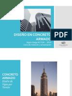 9.1- Concreto Armado - Diseño de Vigas por Torsión.DECA1117