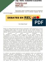 Debate Pozzi  - Necoechea García