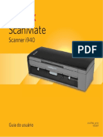 Manual do Scanner