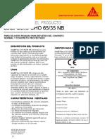 HT-Sika Fiber CHO 65-35-NB