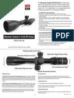 FFPS41444-M-manual