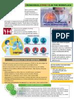 Generic Workplace Coronavirus Disease Fact Sheet