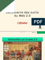 découverte des outils web 2.0