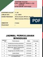 1 KONTRAK PERKULIAHAN D3.ppt