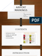 AIRPORT MARKINGS   PPT