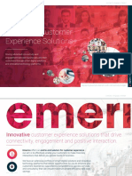 Emerico Product Brochure