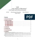 Sam Manual
