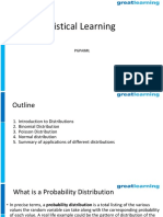 3-Statistical Learning - Distributions (2)