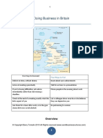 DOING BUSINESS IN BRITAIN_Barry Tomalin