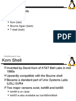 Nix shell | unix / linux shell hints and tips (a http://steve.
