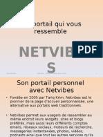Introduction à Netvibes
