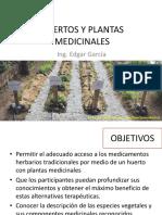 HUERTOS Y PLANTAS MEDICINALES