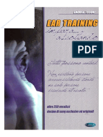 Ear Training - Andrea Tosoni