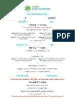 Great Debate 2011 Flyer