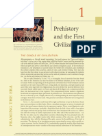 01 - Prehistory and the First Civilizations.pdf