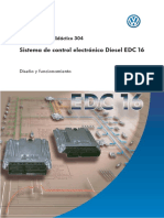 Sistema de control electrónico Diesel EDC 16