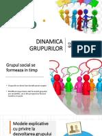 DINAMICA GRUPURILOR curs 3