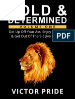 bold and determided vol 1