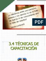 3.4. Tecnicas de Capacitación.ppt
