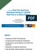 AV Nuevo Real-Time Hyper Visor