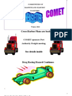 COMET Winter 2010 Newsletter