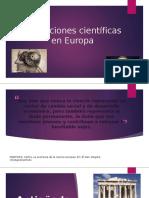 Invenciones científicas en Europa.pptx