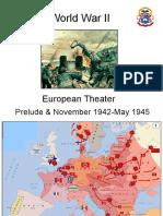 عرض بالخريطة أحداث الحرب العالمية الثانية.ppt