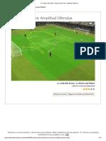 La Táctica del Fútbol - Ejercicio del mes_ Amplitud Ofensiva J. Vila