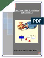 Exploitation des pompes centrifuge .pdf