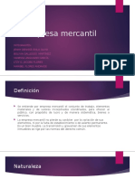 La Empresa mercantil (1) (2)