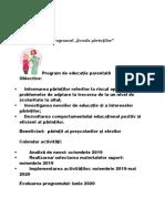 Programe preventi CJRAE Cluj