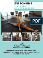 6-Week Flexibility Program__Katie Sonier