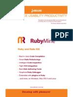 RubyMine Leaflet